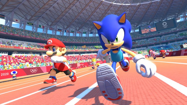 Mario And Sonic At The Olympic Games 2020.Mario Sonic At The Olympic Games Tokyo 2020 Review