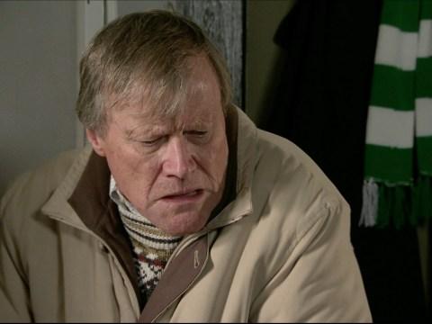 Coronation Street spoilers: Devastating death trauma for Roy Cropper tonight