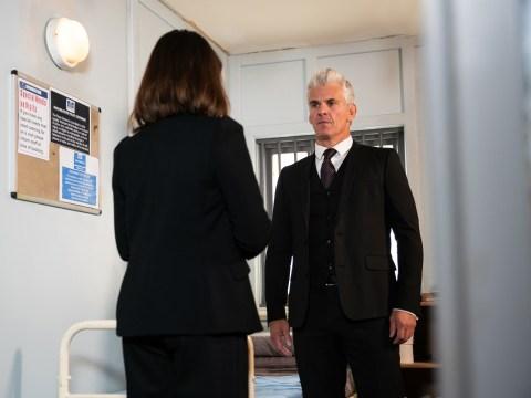Coronation Street spoilers: Michelle Connor has Robert Preston sent down for murder?