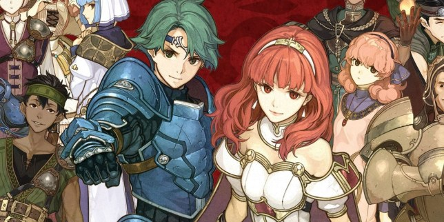 What Fire Emblem game was Nintendo planning to remake?