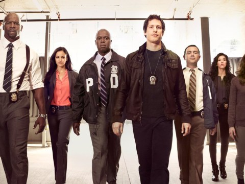 Brooklyn Nine-Nine's Andy Samberg admits rethinking season 8 is 'a challenge' in wake of police brutality protests
