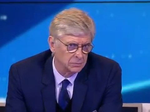 Arsene Wenger reacts to Liverpool's huge victory over Premier League title rivals Manchester City
