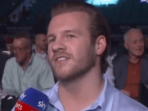 Ben Davison identifies weakness in Deontay Wilder ahead of Tyson Fury rematch