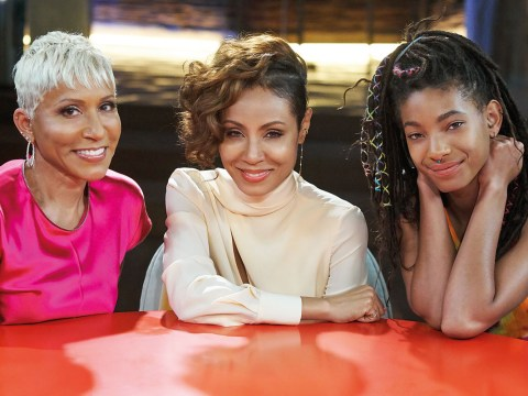 How Jada Pinkett Smith made Red Table Talk must-see TV – despite it being on Facebook