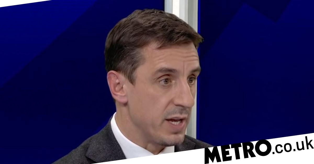 Gary Neville reveals one area Liverpool can improve after Manchester United victory - metro
