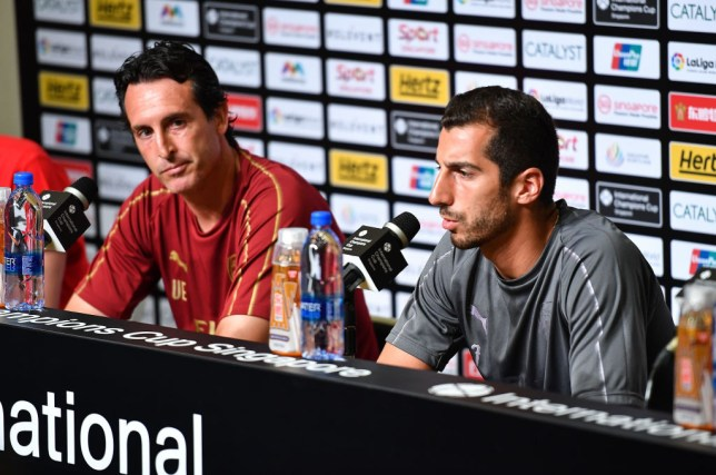 Henrikh Mkhitaryan has relaunched his career on loan at Roma from Arsenal