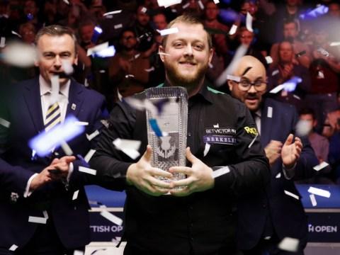 Ronnie O'Sullivan, Judd Trump, Mark Allen, John Higgins, Mark Selby and more in high quality Scottish Open draw
