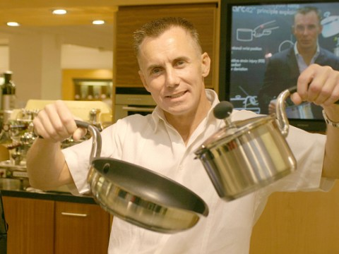 Gary Rhodes recalls near-fatal crash at start of his career that left him on brink of death
