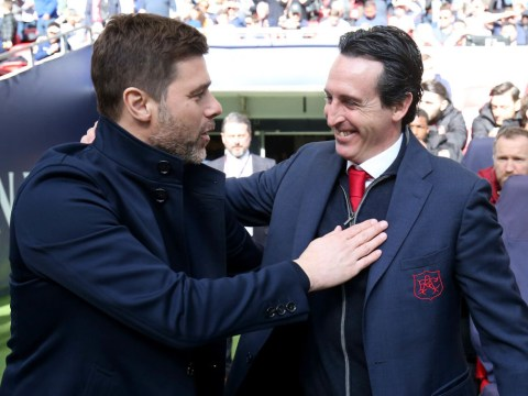 Arsenal board consider making approach for Mauricio Pochettino after sacking Unai Emery
