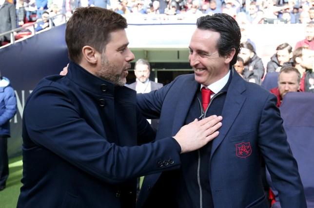 Mauricio Pochettino was sacked last week by Tottenham