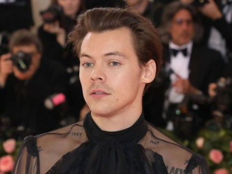 Harry Styles amps up One Direction chart battle as he announces new album Fine Line