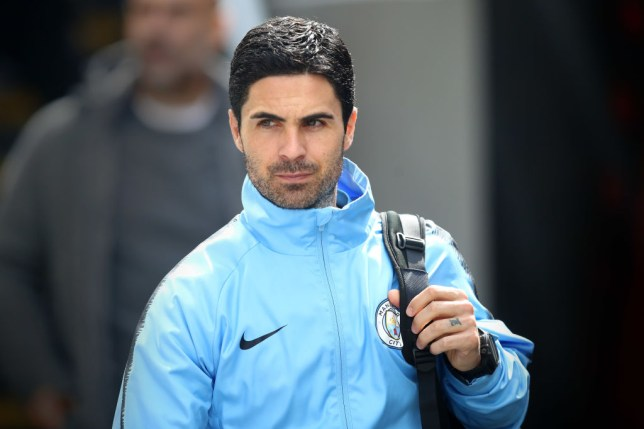 Mikel Arteta is the frontrunner to be named Arsenal's next manager