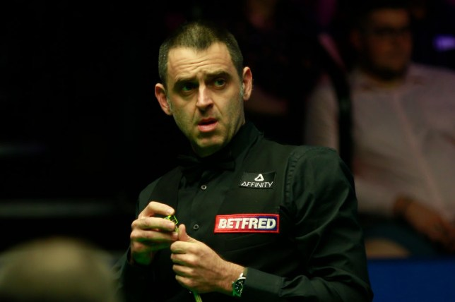 Ronnie O'Sullivan admits form struggles after Northern Ireland Open win over Oliver Lines: 'I'd much rather just hammer people'