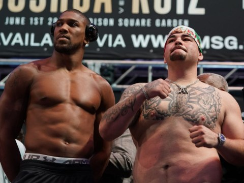 Mike Tyson gives advice to Anthony Joshua and questions Andy Ruiz Jr. weight loss