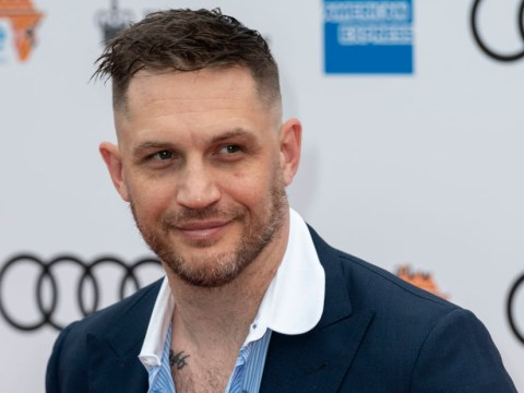 Is Tom Hardy in A Christmas Carol and what time does it air on BBC One?