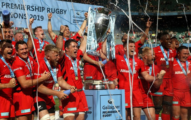 Saracens have been docked 35 points and fined £5.3million for breaching salary cap rules