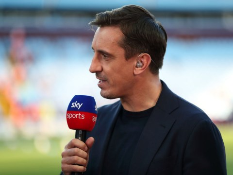 Gary Neville sends warning to Manchester United players before Sheffield United clash