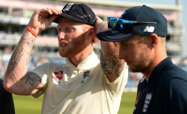 Ben Stokes insists the England squad are '100 per cent' behind captain Joe Root