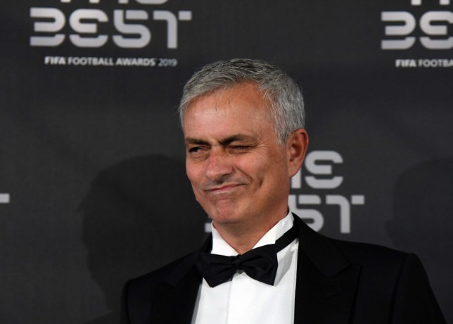 Jose Mourinho has been linked to the Arsenal managers' job