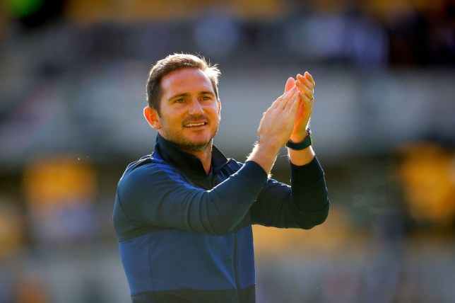 Frank Lampard is reportedly keen on signing Leicester's Ben Chilwell
