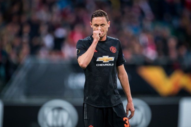 Nemanja Matic is open to leaving Manchester United