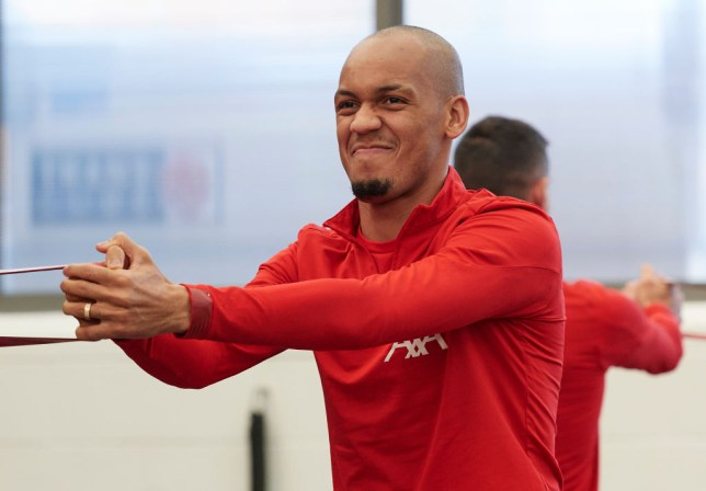 Fabinho has established himself as one of the best players in the Premier League