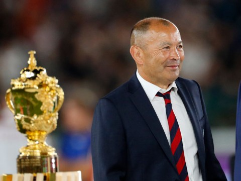Eddie Jones unsure of his England future but plans 'new team' for 2020 Six Nations