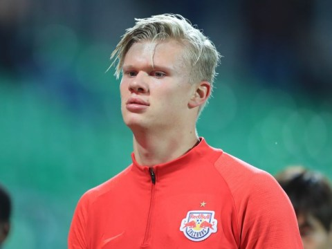 Manchester United to submit offer for Erling Haaland in January transfer window