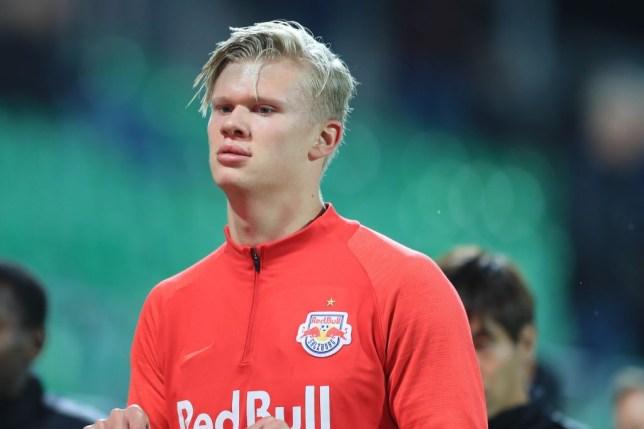 Ole Gunnar Solskjaer Instructs Man Utd To Sign Erling Braut Haaland Metro News
