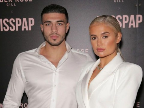 Love Island's Molly-Mae not worried as boyfriend Tommy Fury vows to 'die trying to win' in the boxing ring