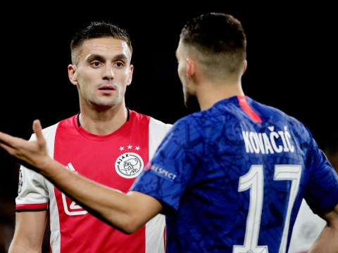 Fuming Dusan Tadic slams referee for 'stealing' victory from Ajax against Chelsea