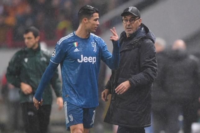 Cristiano Ronaldo 'understands' Maurizio Sarri subbing him off in last two Juventus appearances