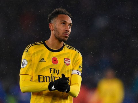 Pierre-Emerick Aubameyang finally breaks silence on being named Arsenal captain