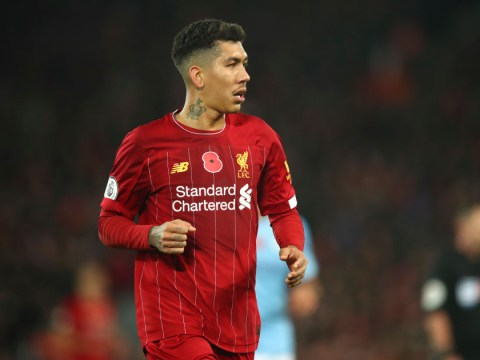 Gary Neville names Roberto Firmino over Sergio Aguero as the Premier League's best centre-forward