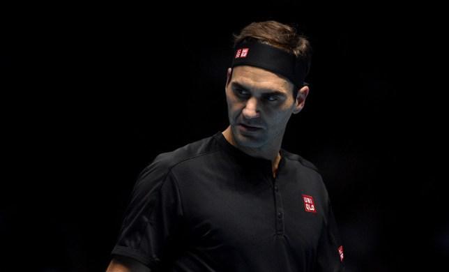 Roger Federer bemoans slow start after ATP Finals defeat to Dominic Thiem