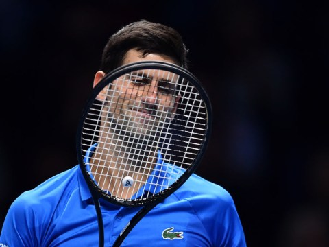 Greg Rusedski explains why 'all the pressure' is on Novak Djokovic ahead of Roger Federer ATP Finals showdown