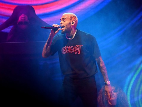 Fans think Chris Brown just revealed the name of his newborn son in subtle Instagram post