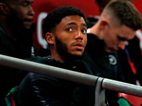 Raheem Sterling brands booing of Joe Gomez by England fans 'wrong'