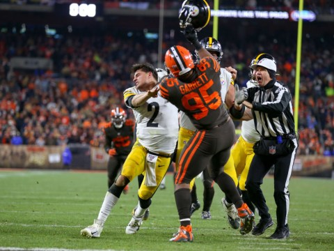 Cleveland Browns star Myles Garrett speaks out after smashing Mason Rudolph with his helmet