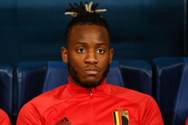 Michy Batshuayi has spoken out on his Chelsea future