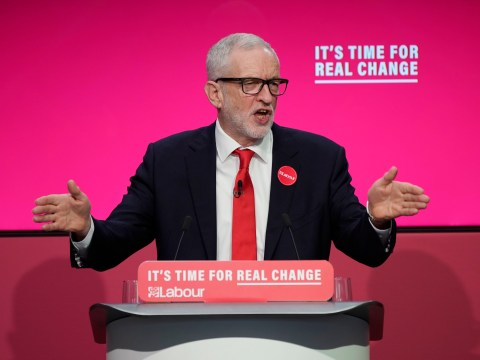 Labour's manifesto is a battle cry for old-fashioned socialism