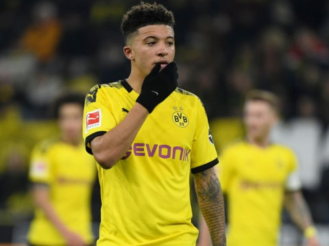 Manchester United target Jadon Sancho reiterates to Dortmund he's not interested in January transfer