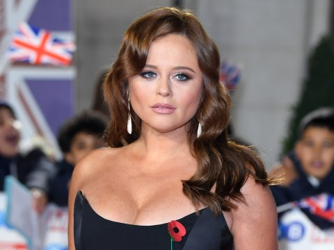 Emily Atack's not letting anyone shame her for being single: 'It shouldn't be seen as negative'