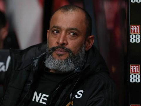 Wolves goalkeeper Rui Patricio urges Nuno Espirito Santo to reject Arsenal