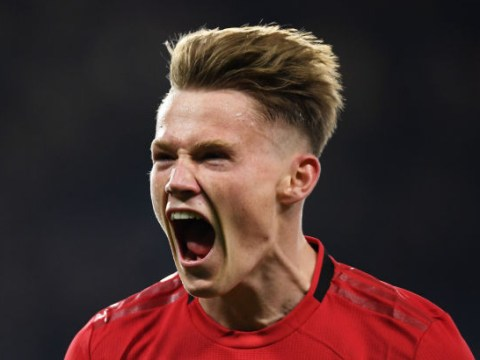 Scott McTominay provides injury update after pulling out of Scotland squad