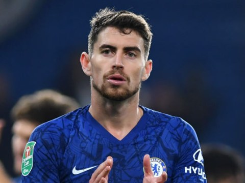 Frank Lampard explains why he was excited to work with Jorginho at Chelsea this season