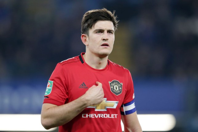 Summer signing Harry Maguire is 'struggling' at Man Utd, according to Charlie Nicholas