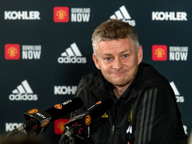 Ole Gunnar Solskjaer could make two signings in the January transfer window