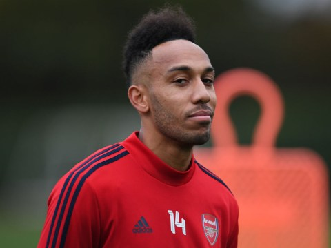 Barcelona considering move for Arsenal striker Pierre-Emerick Aubameyang