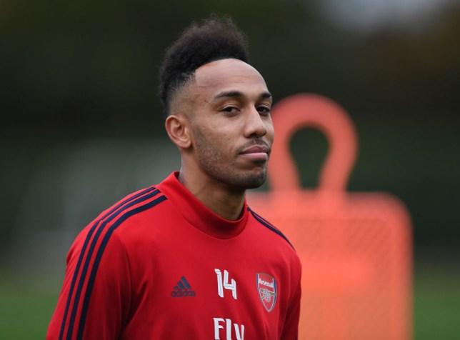 Arsenal striker Pierre-Emerick Aubameyang is wanted by Barcelona